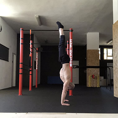 Benefici del Calisthenics
